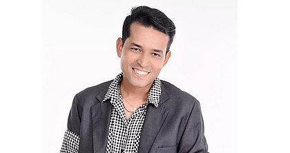 Laidson Alexandre de Oliveira é o vocalista da banda