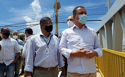Rui Costa diz que aglomerações atrasam volta às aulas na Bahia