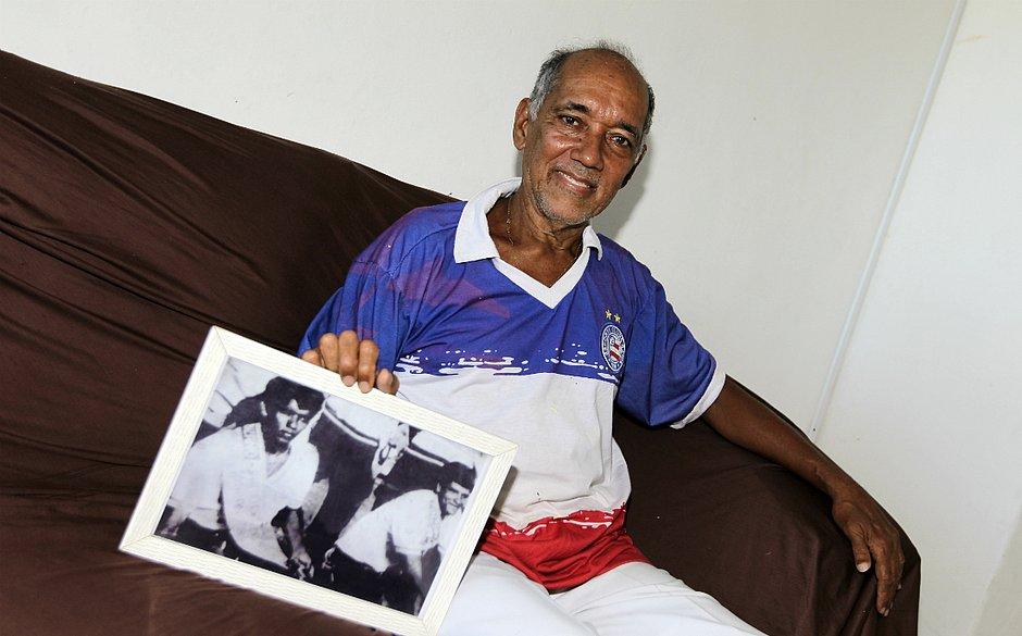 Enfrentou Pelé e foi campeão em 88 pelo Bahia  conheça Manezinho - Jornal  CORREIO  b013d1eda49df