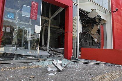 'Parecia cena de filme', diz testemunha de ataque com bombas em banco no Cabula