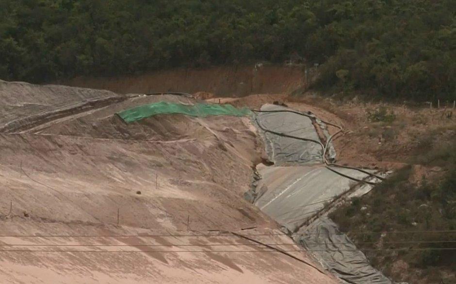 Resultado de imagem para barragens em risco na bahia