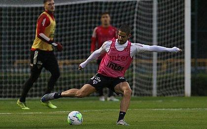 Alexandre Pato deixa São Paulo e deve acertar com o Internacional
