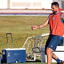Gilberto será a grande novidade no Bahia durante o duelo contra o Campinense, pela Copa do Brasil