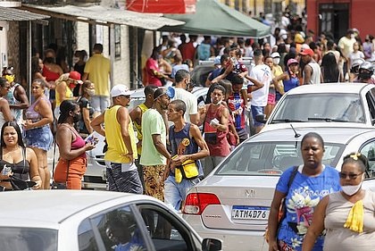 Eleições geraram aglomerações até no dia da votação