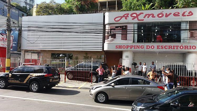 PF realiza operação para afastar prefeitos de Pilão Arcado e Ipirá, na Bahia