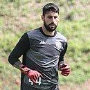 Martín Rodríguez treinando na Toca do Leão