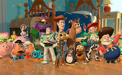 Vídeo mostra evolução técnica em animações da Pixar desde 1995