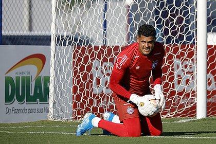Contra o Nacional, Anderson completa 50 jogos como titular do Bahia