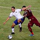 Rodriguinho fez o segundo gol do Bahia contra o Náutico