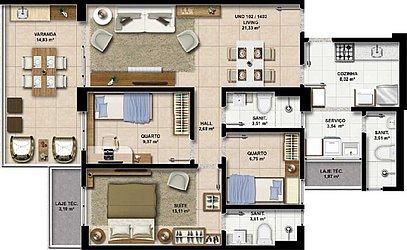 Paradise Residence (DEC)