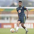 Zagueiro Walce se machuca e é cortado da seleção brasileira sub-23