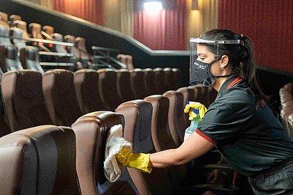 Cinemark Salvador Shopping reabre oito salas de cinema nesta quinta-feira (22)