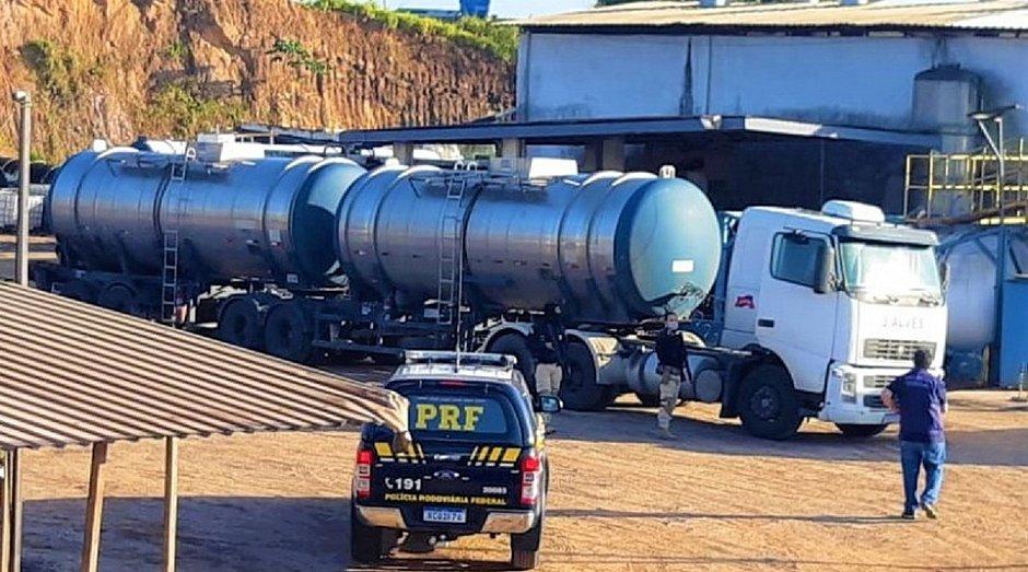Operação que combate adulteração de combustíveis acontece em Candeias