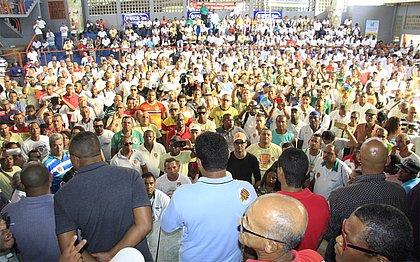 Assembleia dos rodoviários definirá fim da greve
