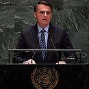 Veja íntegra do discurso de Jair Bolsonaro na Assembleia Geral da ONU
