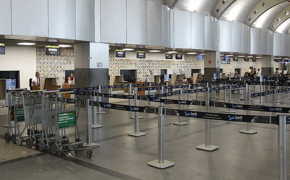 Aeroporto de Salvador ficará sem ar-condicionado nesta sexta (16)