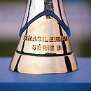 O troféu da Série D