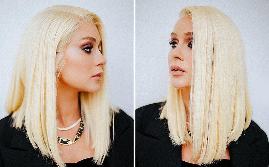 É peruca! Marina Ruy Barbosa não pintou o cabelo, confirma assessoria