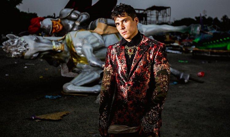 Meu Domingo: Rodrigo Vellozo apresenta novo álbum em live
