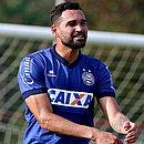 Gilberto usou as redes sociais para indicar que vai ficar no Bahia em 2019 b813ff464bc09