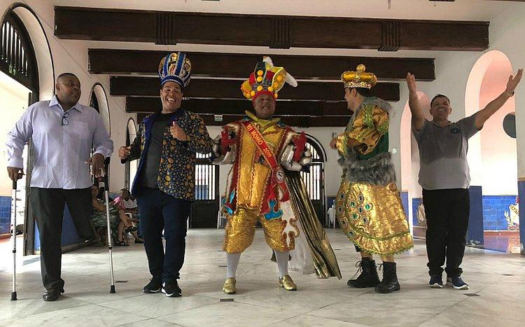 Candidatos a Rei Momo do Carnaval 2020 são apresentados