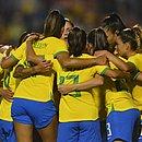 Seleção feminina voltará a jogar no mês que vem