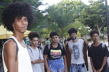 João Guedes, 21 anos, estudante