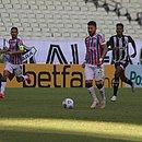 Rossi comemorou recuperação do Bahia no Caampeonato Brasileiro