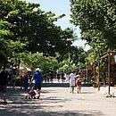 Nas ruas no Litoral Norte, movimento mostra aumento do número de moradores