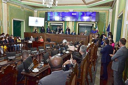 Câmara Municipal de Salvador define comissões permanentes; veja lista