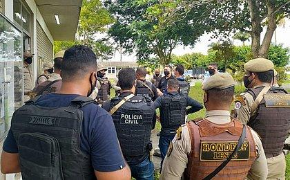 Líder de organização criminosa é morto em Santo Antônio de Jesus