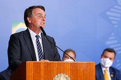 Covaxin: 'não tenho que responder perguntas de idiotas', diz Bolsonaro no RN