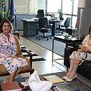 A procuradora-geral Ediene Lousado será substituída no cargo pela promotora Norma Angélica