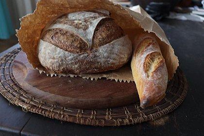 Pães de fermentação natural da Nós Padaria Artesanal