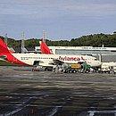 Avianca paga taxas aeroportuárias e opera normalmente em Salvador