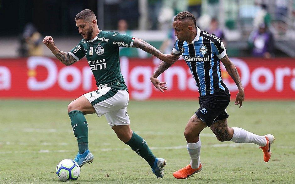 Palmeiras perde do Grêmio e confirma o título do Flamengo ...