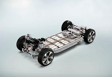 Um veículo elétrico tem menos componentes que um similar a combustão