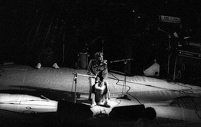 Jimmy Cliff em show na Fonte Nova