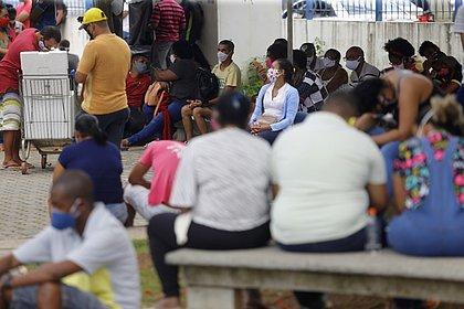 Bahia registra 67 mortes e 2.852 novos casos de covid em 24h