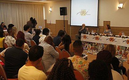 Com palestras e oficinas, Projeto Axé inicia Grande Formação Anual