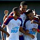 Bahia estreou com triunfo sobre o Internacional