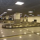 Reforma total só termina no final do ano, mas aeroporto já exibe ares mais modernos