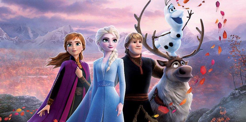 Frozen 2 Da Continuidade Na Historia Das Princesas Anna E Elsa
