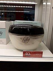 Shopping Center Lapa: O Boticário - hidratante My Lily, de R$ 99,90 por R$ 59,90 (40% de desconto)