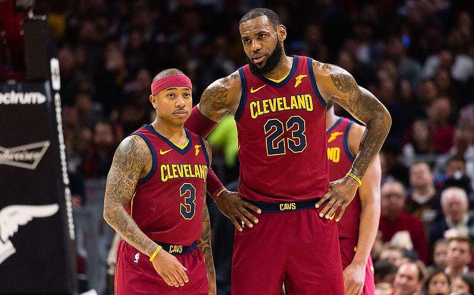 182aeee20 Cavaliers agita mercado no último dia de trocas na NBA - Jornal CORREIO