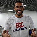 Fernandão assinou contrato com o tricolor até 2020