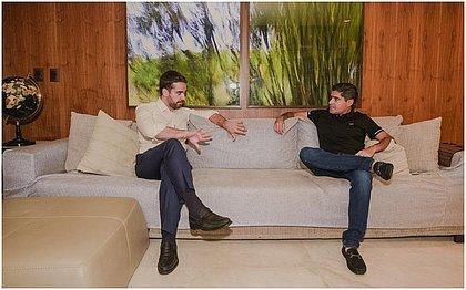 Eduardo Leite e ACM Neto se encontraram ontem (16)