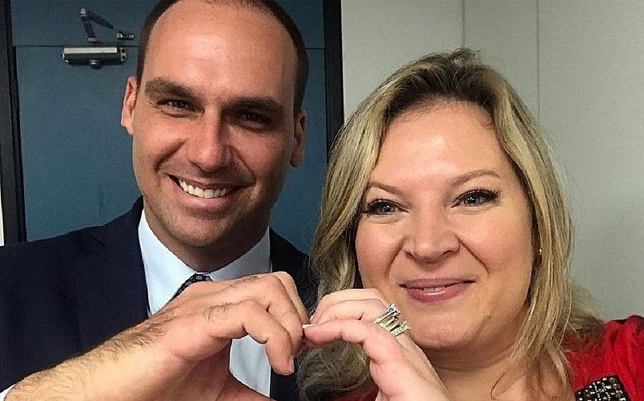 Joice Hasselmann estuda processar filhos de Bolsonaro caso ataques não cessem