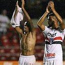 """Caíque seria emprestado pelo São Paulo ao Bahia, mas negociação """"melou"""""""