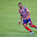 Ernando estava no Bahia desde a temporada 2019